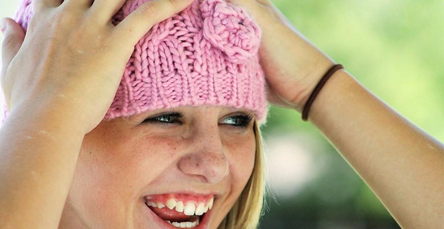 Γίνετε πιο ευτυχισμένοι πλέκοντας